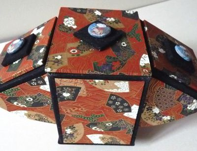 La boîte Yukata de Françoise Le S ...