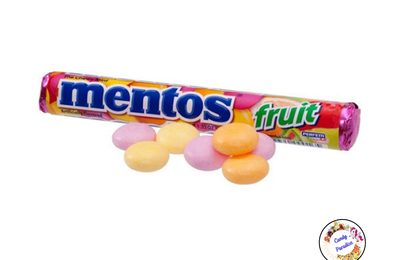 Mentos Fruit ou Mint