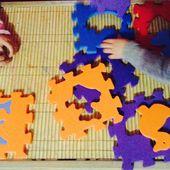 """Le puzzle """"marathon"""" avec les enfants d'âge préscolaire - Le blog de fannyassmat, le quotidien d'une assistante maternelle en mille et une anecdotes"""