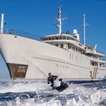 69m superyacht Sherakhan - water sports activities waiting to be enjoyed on next charter weeks