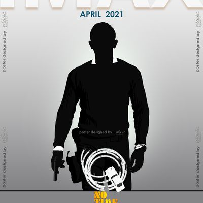 No Time To Die:  Latest symbolic poster designed by MT for IMAX (India)