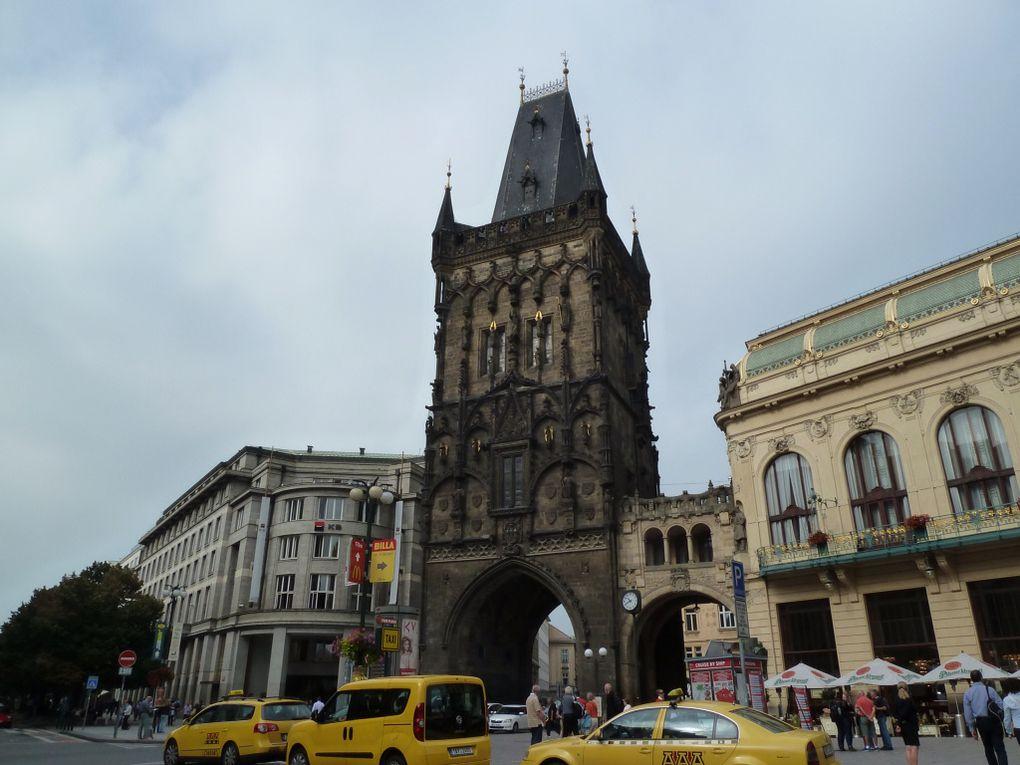 Visite de Prague. Diaporama en attendant mon retour.