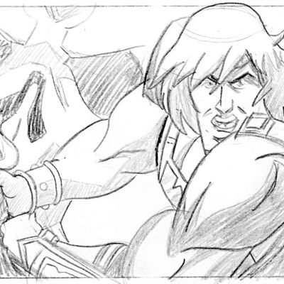 Comment dessiner Masters of the universe?
