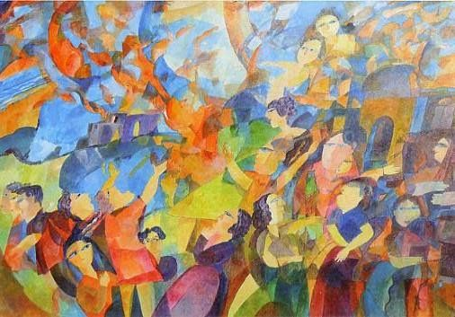 """Belle Fête de Pentecôte : """"Tout commence aujourd'hui"""""""