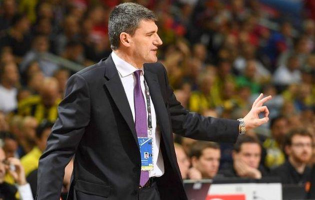 """Velimir Perasovic : """" Les meilleurs entraîneurs d'Europe sont en Turquie """""""