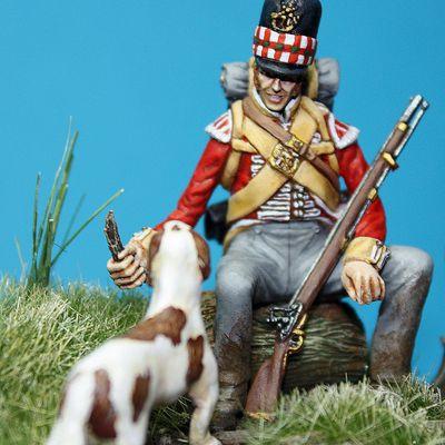 1815025 Sodat du 71 st Highland light infantry