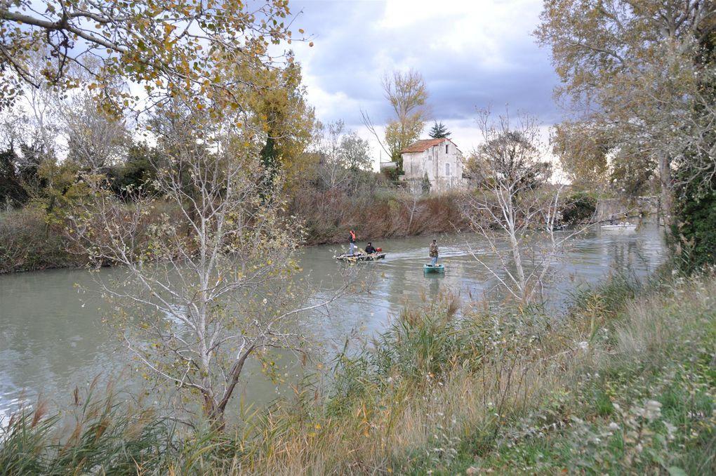 Défi Sud Prédator, manche d'Arles