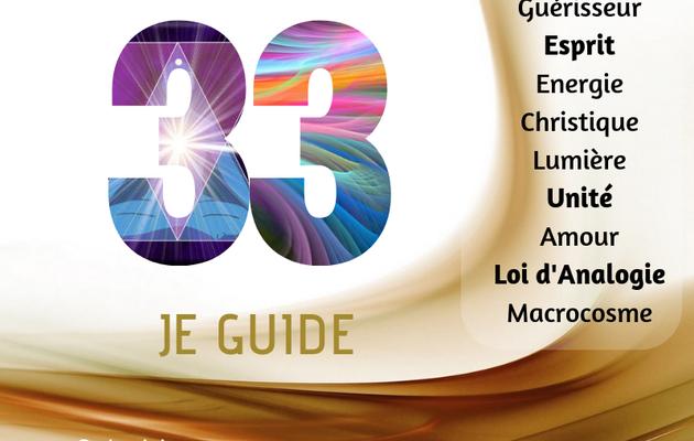Nombre 33 : Je Guide
