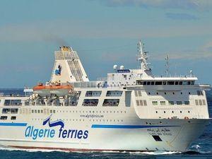 L'ENTMV (Entreprise Nationale de Transport Maritime de Voyageurs) - Algérie Ferries