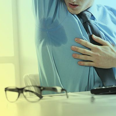 How To Fight Off Your Excessive Sweating?