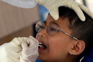 Covid-19: les jeunes enfants (moins de 5 ans) pourraient être extrêmement contagieux
