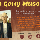 Getty Museum Challenge by nathaliepledran on Genial.ly