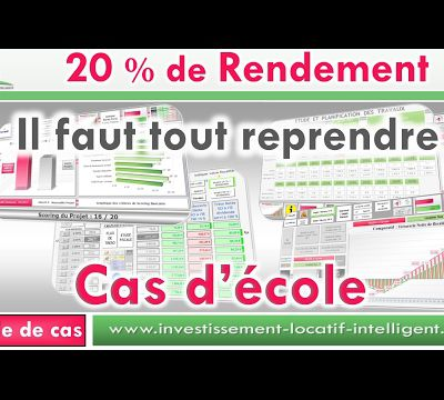 Rendement locatif : attention aux déconvenues