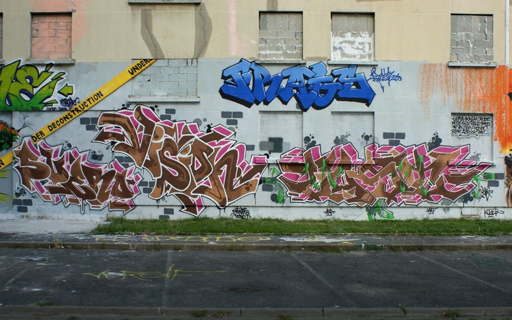 Album - Graffitis-Dept-77 tom 001