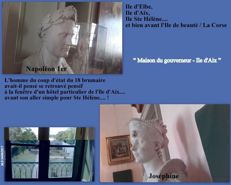 Mais pour un touriste amateur de secrets d'histoire, voici des photos d'une haute traçabilité sur le futur locataire de Ste Hélène......