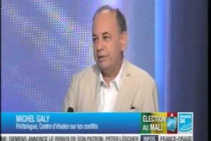 """Le président malien devra """"affronter"""" le MNLA, les djihadistes et la communauté internationale"""" - Michel Galy France 24"""