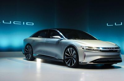 Lucid Air: la version de série arrive enfin !