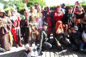 Stargeek Universe 2, fantasy extension : la meilleure convention de lyon !!