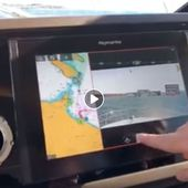 Yachting - Raymarine and Prestige make Augmented Reality enter Yachts' Piloting Experience! - Yachting Art Magazine