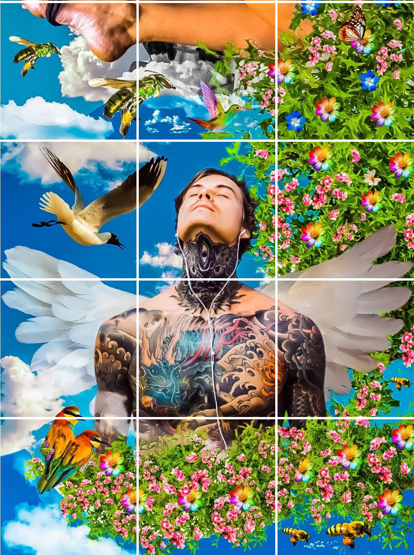 Instagram @cristalpix