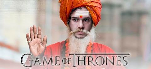 Game of Thrones - Indian Cover