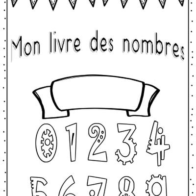 Cahier de nombres MS/GS