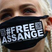 Aujourd'hui : Assange : manifestation virtuelle un an après l'incarcération du lanceur d'alerte à Belmarsh