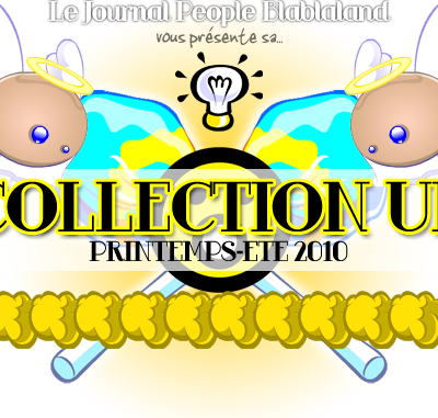 Collection prestige et cause humanitaire