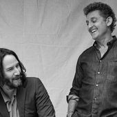 Keanu Reeves and Alex Winter Party On With Bill and Ted
