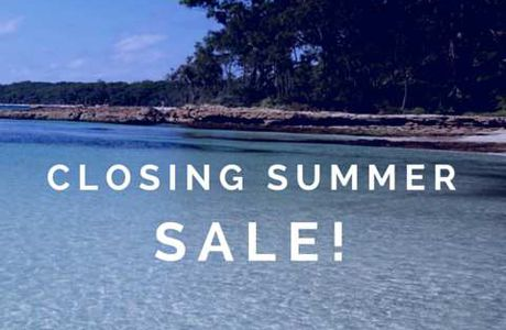 Carnac is CLOSING SUMMER!