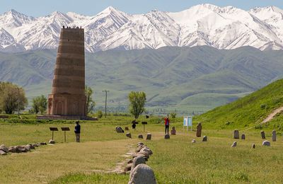 Greatest Tour of Central Asia