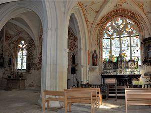 Journées du patrimoine : la chapelle de Quilinen à Landrévarzec