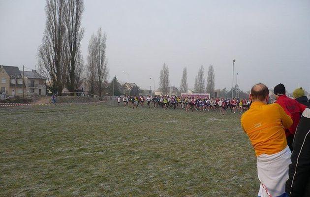 Championnats Régionaux Cross - Zone Est