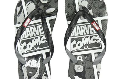 Tongs adulte Marvel