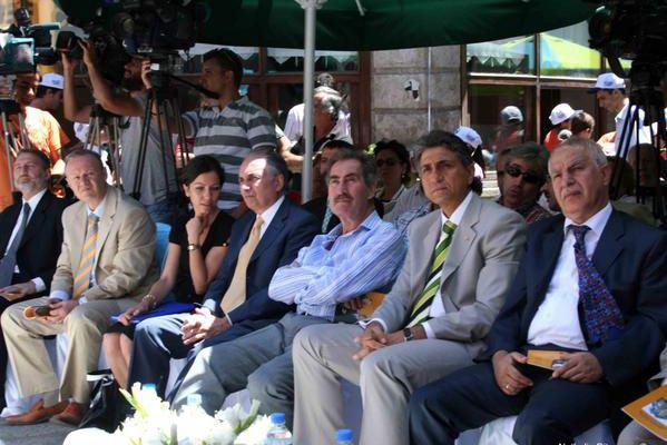Festivités pour la fin des travaux de réhabilitation des quartiers de Fener et Balat