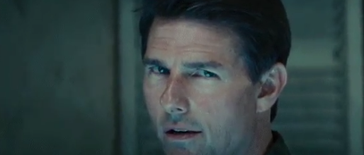Tom Cruise Is Trapped