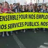 """""""Tous ensemble ! Tous ensemble ! Mickael Wamen : QUE LA MANIF EST BELLE .... ! - Ça n'empêche pas Nicolas"""