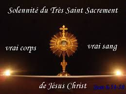 Dimanche du Saint-Sacrement