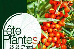 Fête des Plantes de Saint Jean de Beauregard les 25 26 et 27 septembre 2020 : Venez Gagner vos Invitations