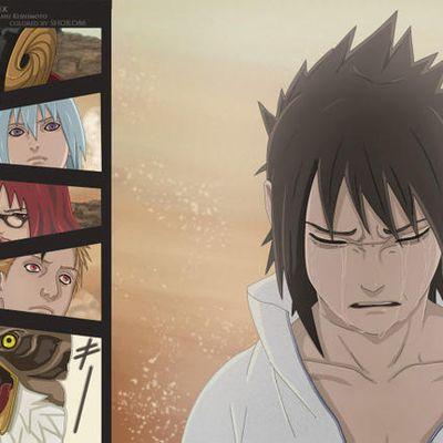 TAKA:La nouvelle équipe de sasuke