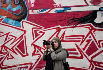 Témoignage bouleversant d'une femme française musulmane voilée