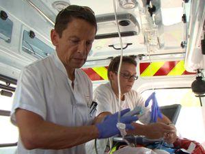 Médecins au SAMU : des héros peu ordinaires