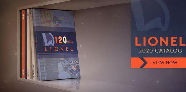 CATALOGUE LIONEL 2020