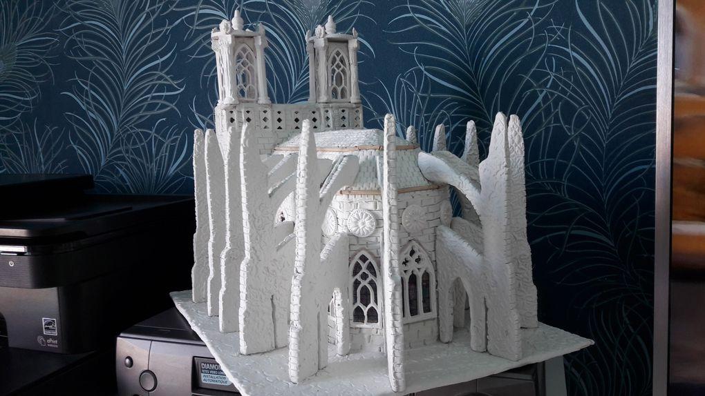 Une création digne d'une cathédrale
