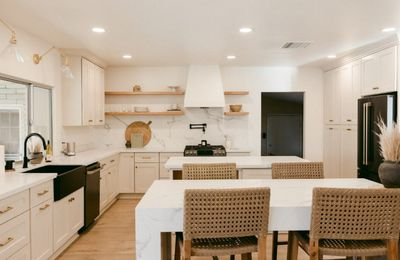 5 Modular Kitchen Designs and Prices for First-Timers