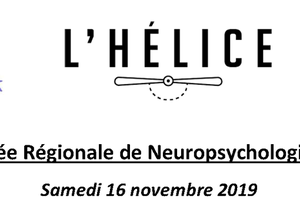 4ème Journée Régionale de Neuropsychologie Clinique - 16 novembre 2019