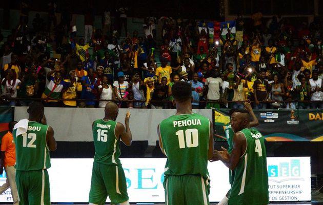 Afrobasket : l'Angola n'a laissé aucune chance à la Centrafrique et rejoint le Sénégal en quart de finale