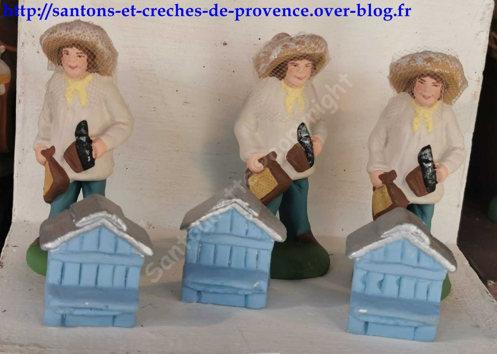 Le salon des santonniers de Roquebrune Sur Argens:  (2/2).