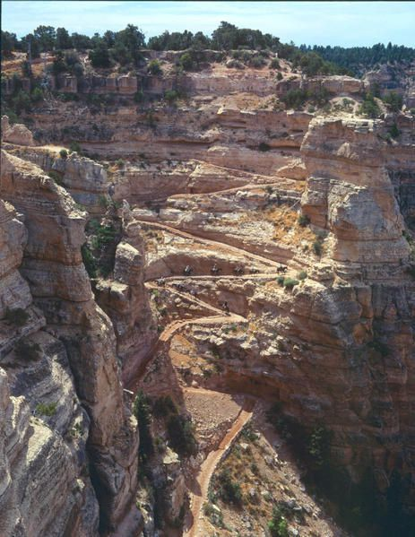 Album - paysages Grand Canyon - USA