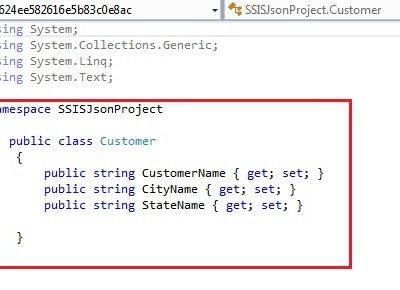 Working with Script Component in SSIS.